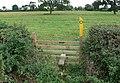 Public footpath to Dadlington - geograph.org.uk - 943295.jpg