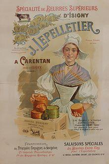 Publicité beurrerie Lepelletier début XXe - anonyme.jpg