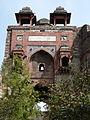 Purana Qila North Gate, or Talaqi Darwaza (3545413515).jpg