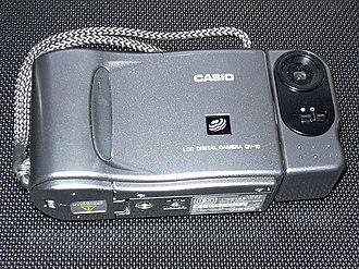Casio - Image: QV 10