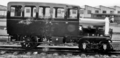 Queensland State Archives 2563 Side view of a RM 41 45hp rail petrol inspection car Brisbane c 1933.png