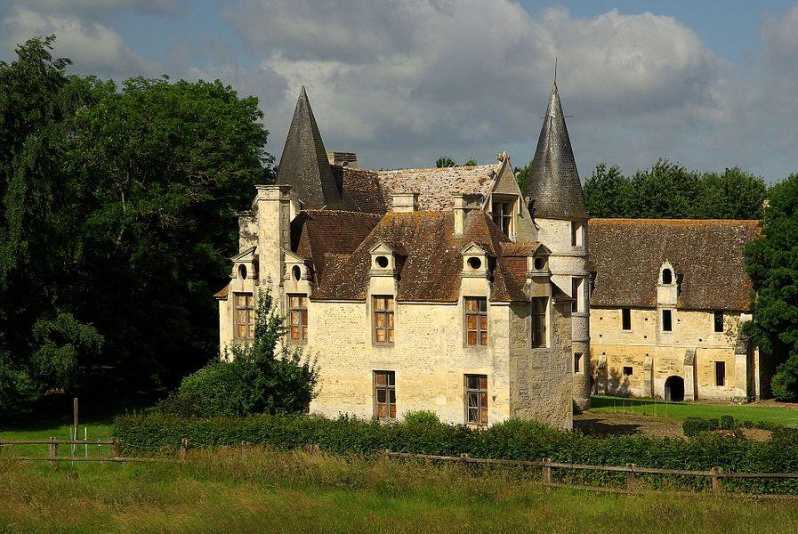 Manoir de Quilly; Bretteville sur Laize, Calvados.
