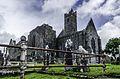 Quin Abbey, Quin, Co Clare, DSC 4280.jpg