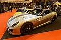 Rétromobile 2017 - Ferrari 599 GTO - 2010 - 001.jpg