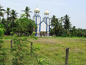 Cherukunnu - Thavam Church