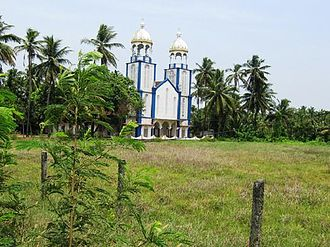 Cherukunnu - Thavam Church