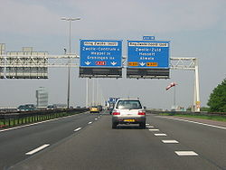 E232/A28 ved Zwolle
