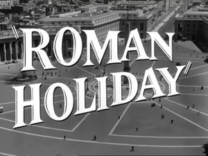 File:ROMAN HOLIDAY – Trailer 1953.webm