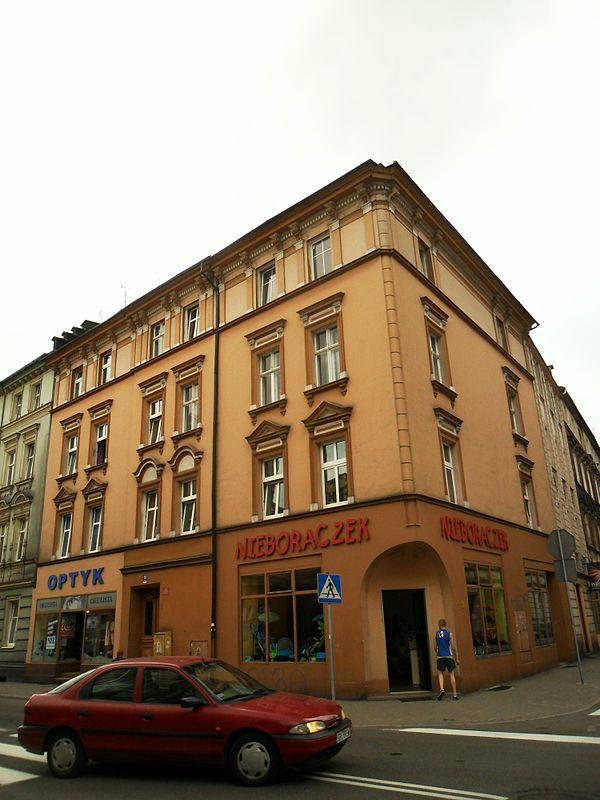 10 Londzina Street in Racibórz