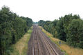 Railway passing Cropredy - geograph.org.uk - 1474229.jpg
