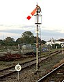 Railway signal at St Erth - geograph.org.uk - 1554962.jpg