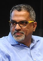Raju Narisetti - International Journalism Festival 2015.JPG