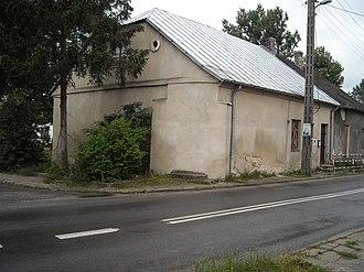Racovian Academy - Former house of the Polish brethren (Sienieńskiego street 6); currently a library and a home of a Society of Friends of Raków