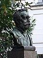 Rakovník, muzeum TGM, busta Zikmunda Wintera (01).jpg
