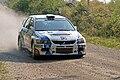 Rally Finland 2010 - shakedown - Martin Semerad 1.jpg