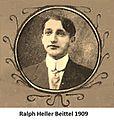 Ralph H Beittel 1909.jpg