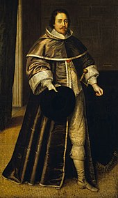 A 1626 oil painting of Ralph Hopton