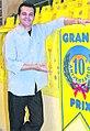 Ramón García en el plató de Grand Prix.jpg