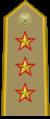 Rank insignia of colonnello comandante di reggimento of the Italian Army (1945-1972).png