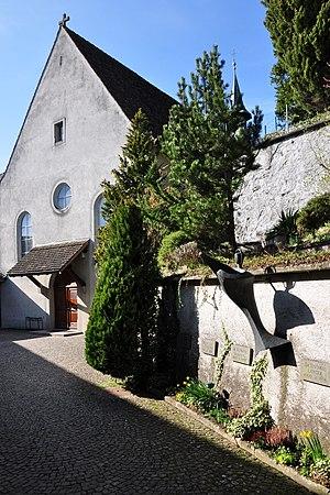 Capuchin Friary, Rapperswil - The Capuchin church