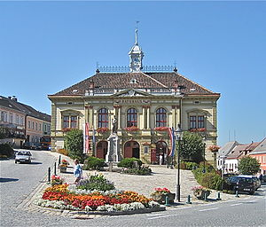Weitra - Town hall