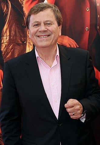 Ray Martin (television presenter) - Martin in 2013