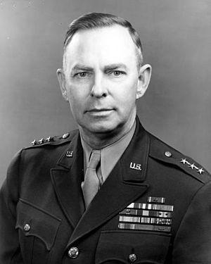 Oklahoma National Guard - General Raymond McLain