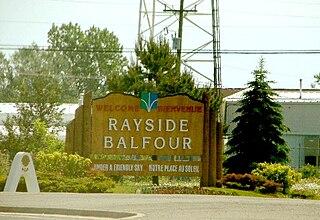 Rayside-Balfour Community in Ontario, Canada