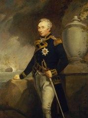 Rear-Admiral Sir Thomas Graves, circa 1747-1814