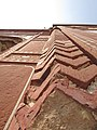 Red stone work - Akbari Sarai.jpg