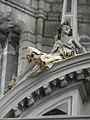 Redon (35) Abbatiale Saint-Sauveur - Intérieur - Maître-autel 09.jpg
