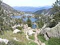 Refugio de J.M.Blanc, en el Parque Nacional d'Aigüestortes - Lérida (España).JPG