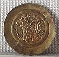Regno longobardo, emissione aurea di aistolfo, zecca di pavia, 749-756, 01.JPG