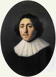 Portrait of a man, possibly Harder Rijcksen (after1600-1637)