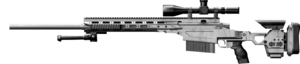 Precision Sniper Rifle - Remington Modular Sniper Rifle