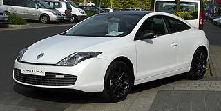 Renault Laguna Motor vehicle