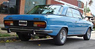 IKA-Renault Torino - Torino ZX coupé (1978-1981)