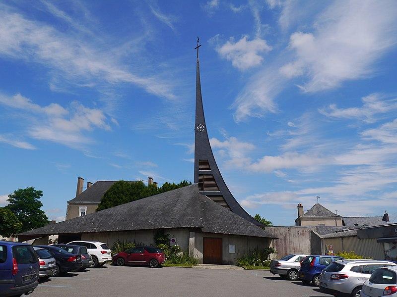L'église Saint-Augstin (XXème siècle)