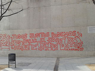 mural_Keith_Haring_Barcelona