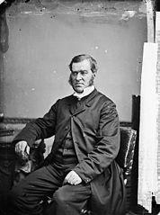 Revd William Ambrose (Emrys, 1813-73)