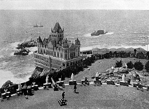 Cliff House, San Francisco - Cliff House, circa 1906