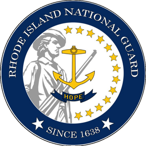 Rhode Island Air National Guard - Image: Rhode Island National Guard Seal