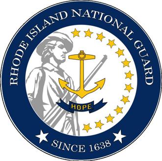 Rhode Island Air National Guard - Image: Rhode Island National Guard Seal