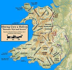Rhwng Gwy a Hafren - Image: Rhwng.Gwy.a.Hafren