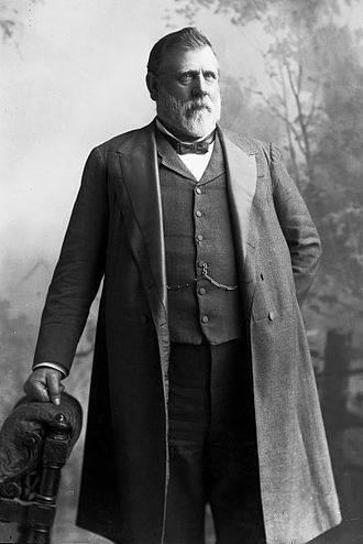 "Prime Minister of New Zealand - Richard Seddon styled himself ""Prime Minister"" in 1901"