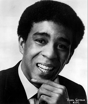 Richard Pryor - Publicity photo of Pryor for one of his Mister Kelly's appearances, 1968–1969