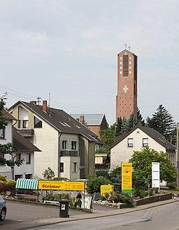 Wolfskaulstraße in Riegelsberg