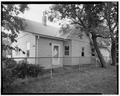 Right side from southeast - 2019 Woodland Avenue (Cottage), Des Moines, Polk County, IA HABS IOWA,77-DESMO,30-6.tif