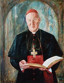 Rittner Friedrich Kardinal Wetter 1998