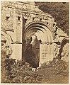Rivaulx Abbey. Doorway of the Refectory MET DP209890.jpg